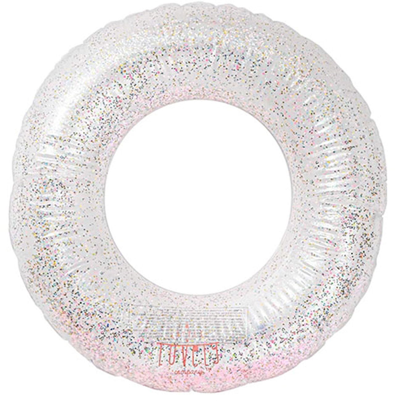 A Little Lovely Company Glitter Swim Ring