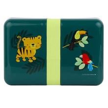 A Little Lovely Company Lunch Box Jungle Tiger