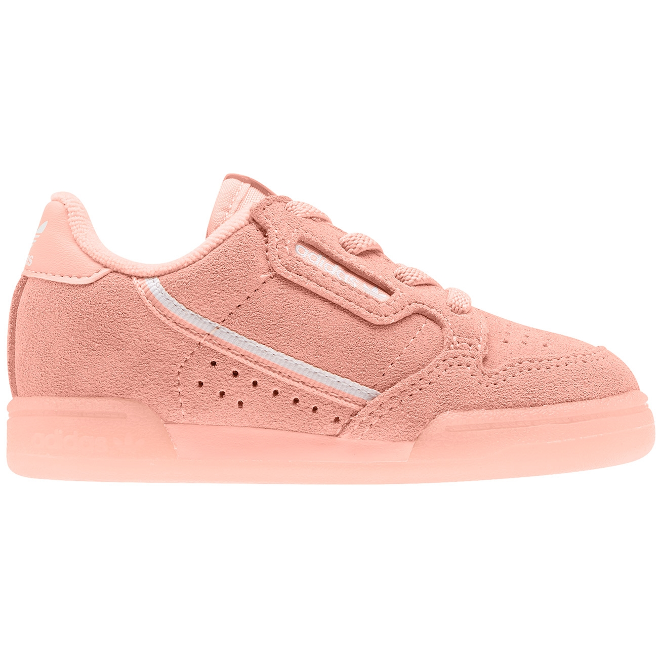adidas originals continental 80 rosa