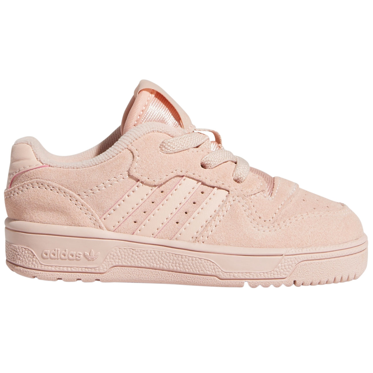 Rosa Low Adidas Adidas Sneakers Rivalry 7y6Ybgf