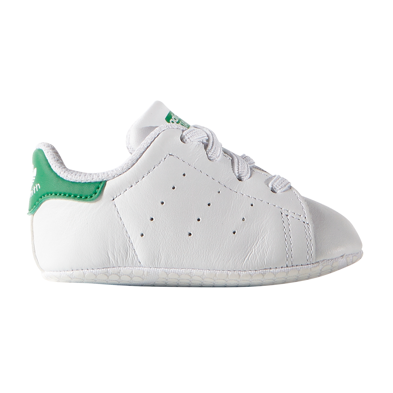 47e1cfc17c2f adidas Stan Smith Baby Sneakers White Green B24101