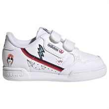 Adidas Continental 80 CF Velcro Sneakers White