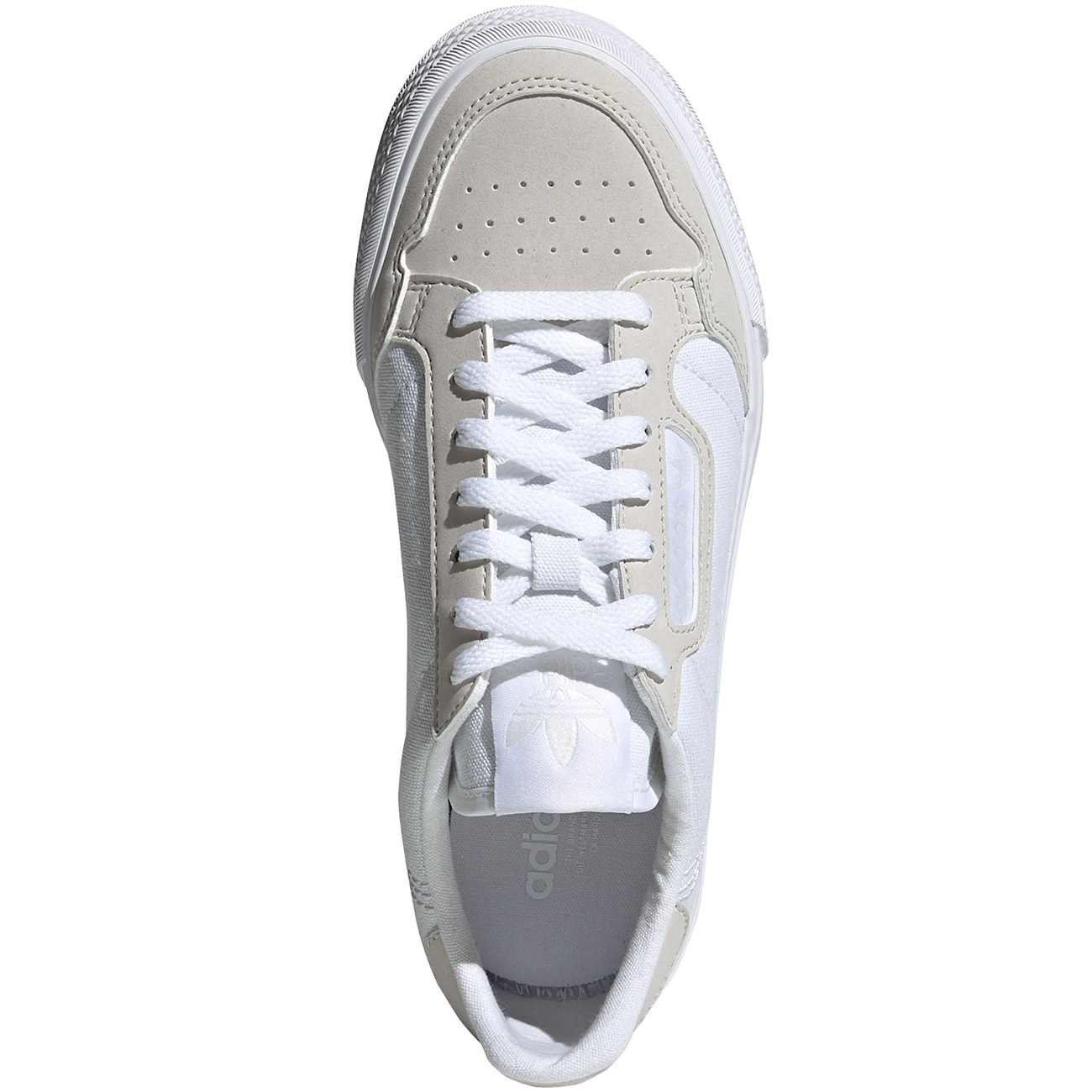 adidas Continental VULC Sneakers White