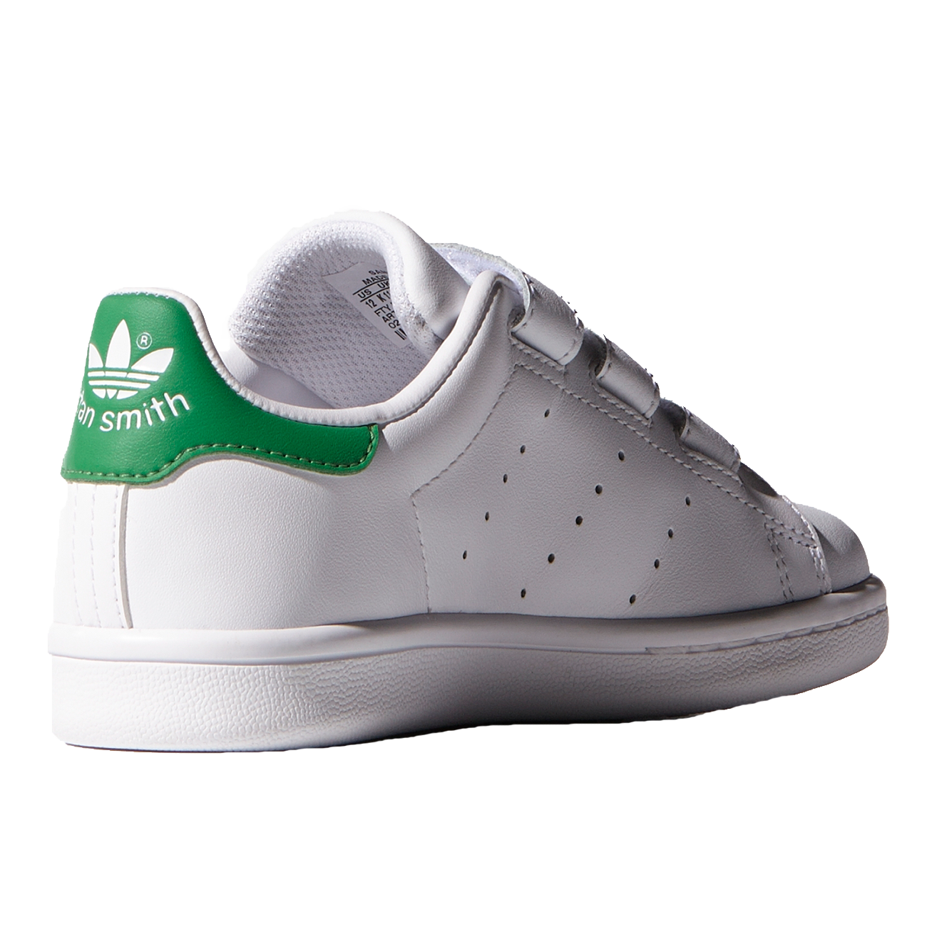 660f37cac5e1 adidas Stan Smith Sneakers White Green M20607