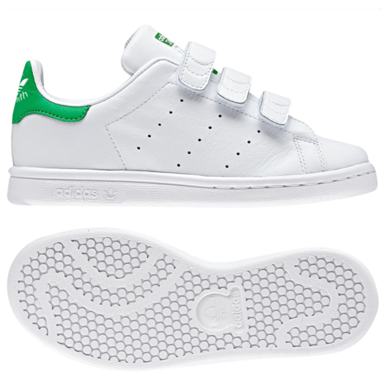 sports shoes f0534 34767 adidas Stan Smith Sneakers White/Green M20607