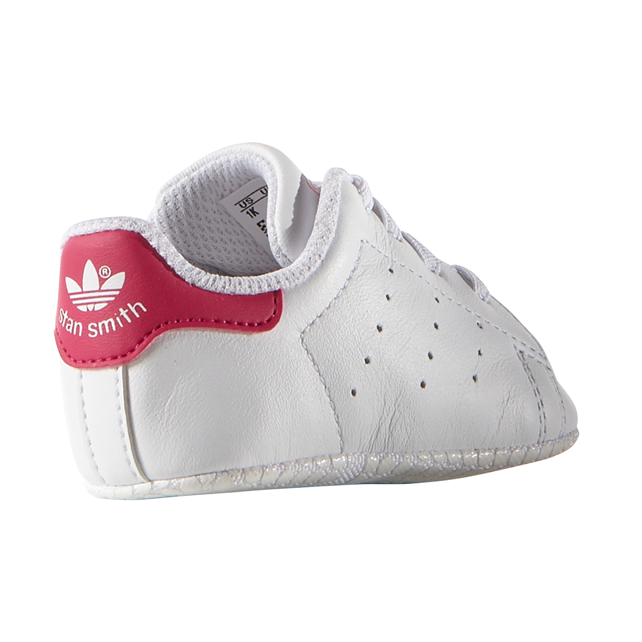 super popular 974a7 fd3e5 adidas Stan Smith Baby Sneakers WhitePink S82618
