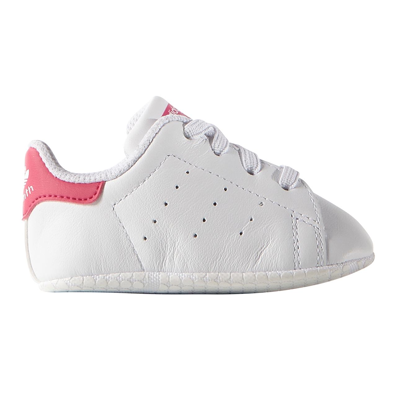 size 40 cb6b7 69278 adidas Stan Smith Baby Sneakers White/Pink S82618