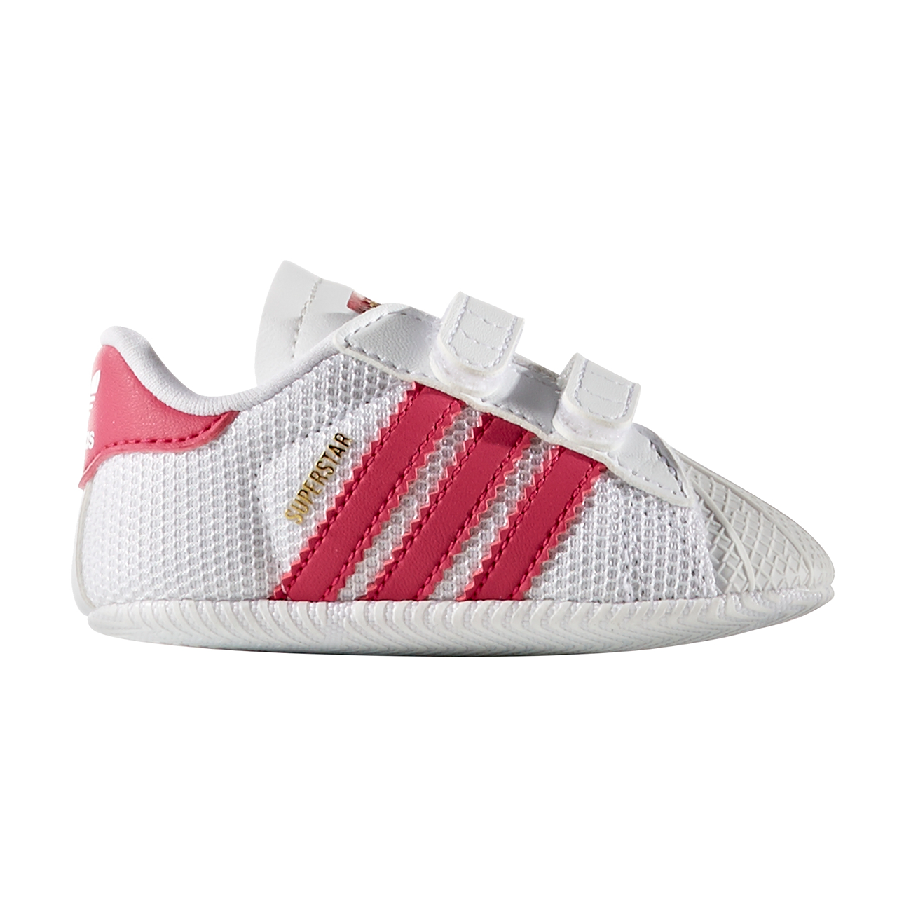 5293e410a8c adidas Superstar Sneakers White Pink S79917