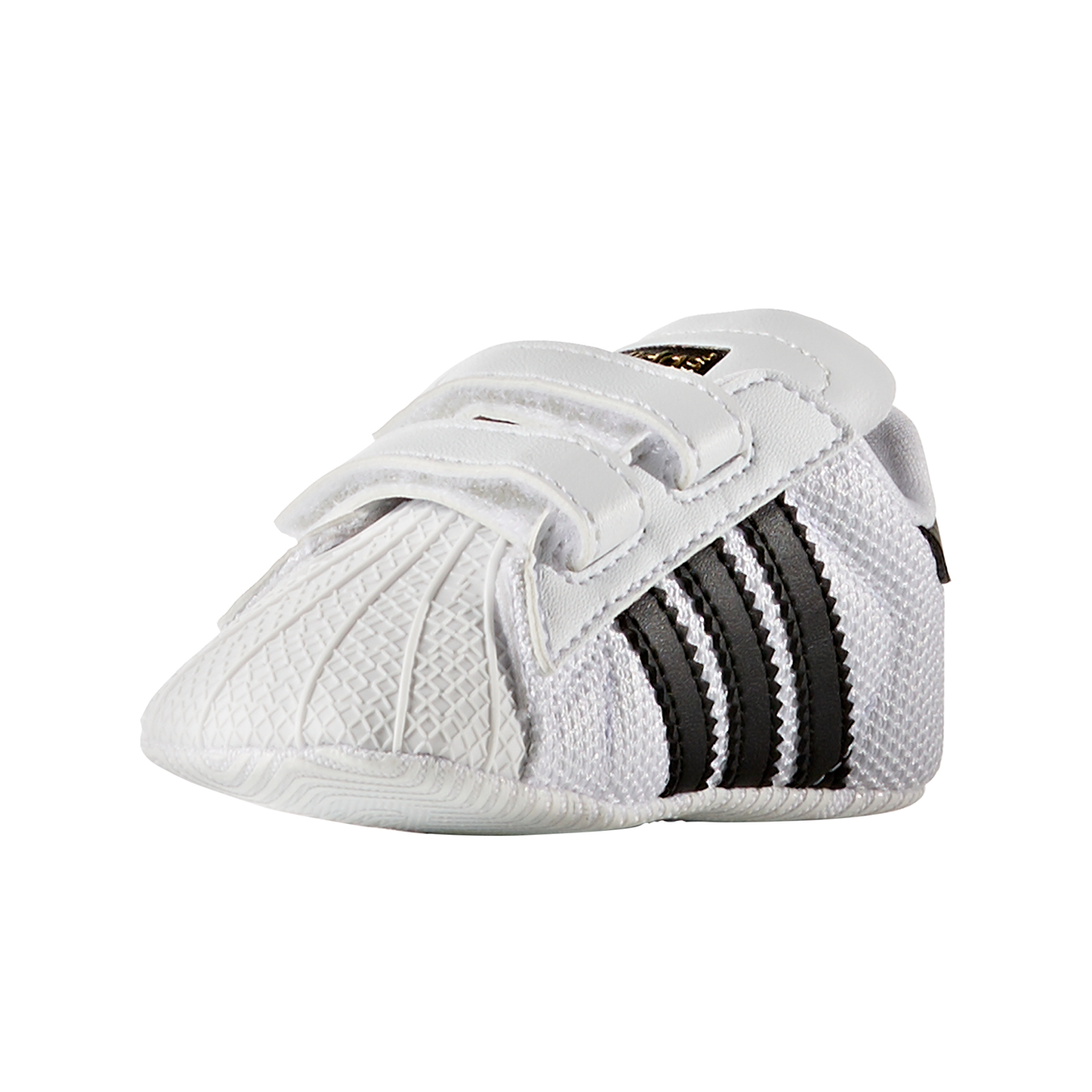 adidas Infant Adidas Superstar Sneaker, Size 4 M White