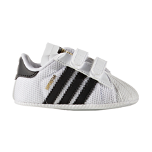 adidas Superstar Baby Sneakers White/Black S79916