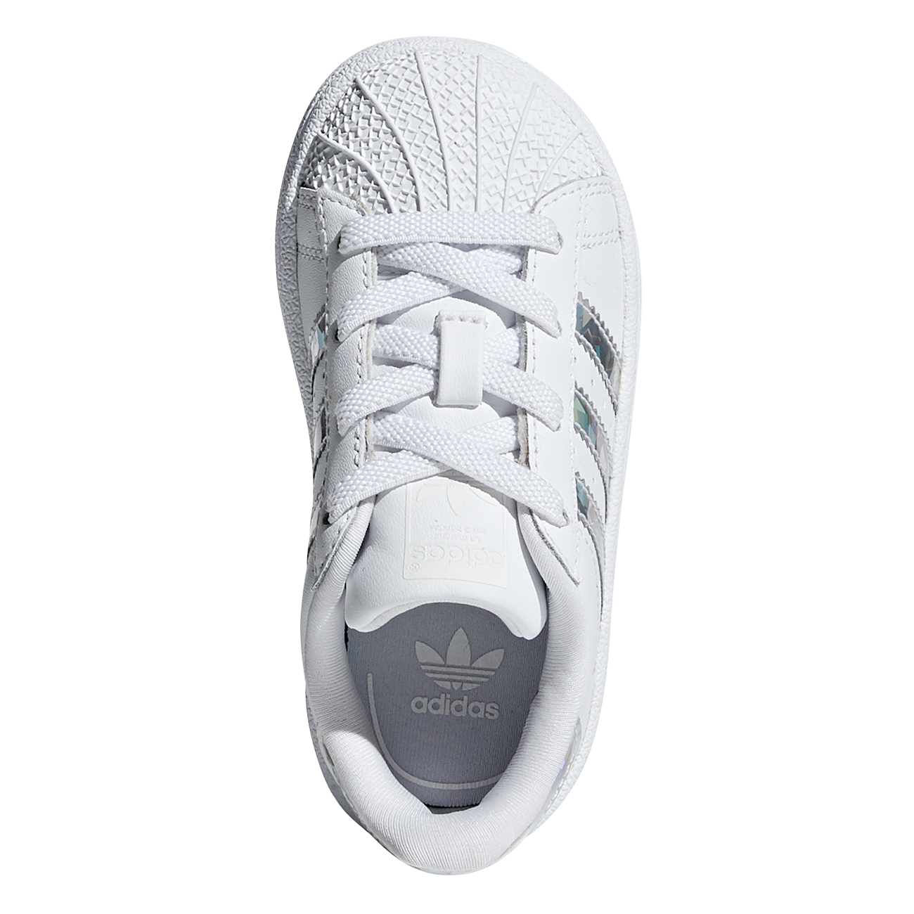 adidas Superstar Sneakers WhiteWhite Metallic