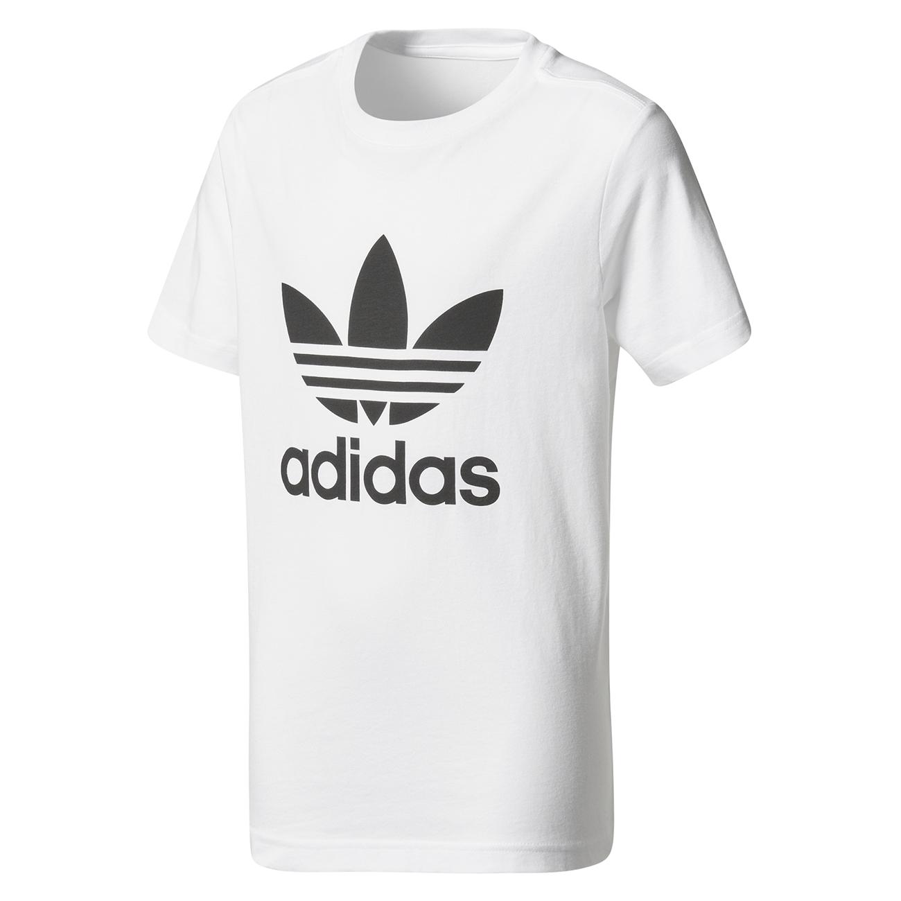 3595752623 adidas Tee White/Black