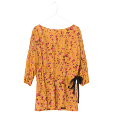 A Monday Yolk Yellow Frida Dress
