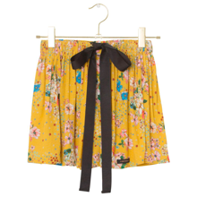 A Monday Flora Skirt Minion Yellow