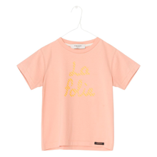 A Monday La Folie T-Shirt Sepia Rose