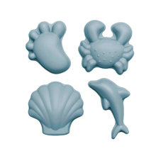 Scrunch Moulds Duck Egg Blue