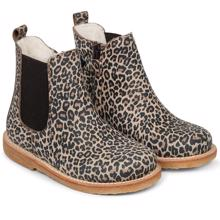 Angulus Boots Wool Leopard/Brown 6065-201-8843-2185