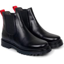 Angulus Boot Track-Sole Black/Red 6117-101-8916