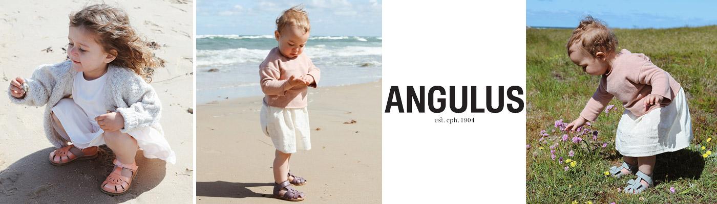 Angulus Boots LavenderBeige 6099 101 8368 2202