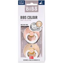 Bibs Colour 2-Pack Night Collection Blush/Vanilla