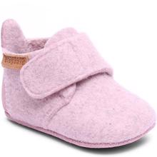 Bisgaard Indoor Shoes Wool Blush