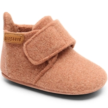 Bisgaard Indoor Shoes Wool Rose
