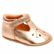 Bisgaard Home Shoe Bloom Gold