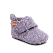 Bisgaard Indoor Shoes Wool Grey