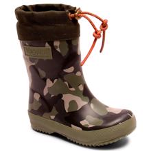Bisgaard Limited Edition Winter Thermo Rubber Boots Camouflage