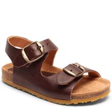 Bisgaard Alfie Sandal w. Buckle Brown
