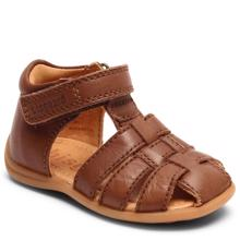 Bisgaard Carly Prewalker Sandal Brown