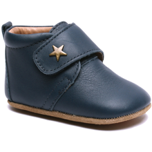 Bisgaard Indoor Shoes Velcro Star 12301 (navy)
