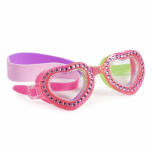 Bling2O Goggles Heart Pink
