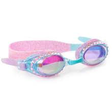 Bling2O Goggles Glitter Light Blue