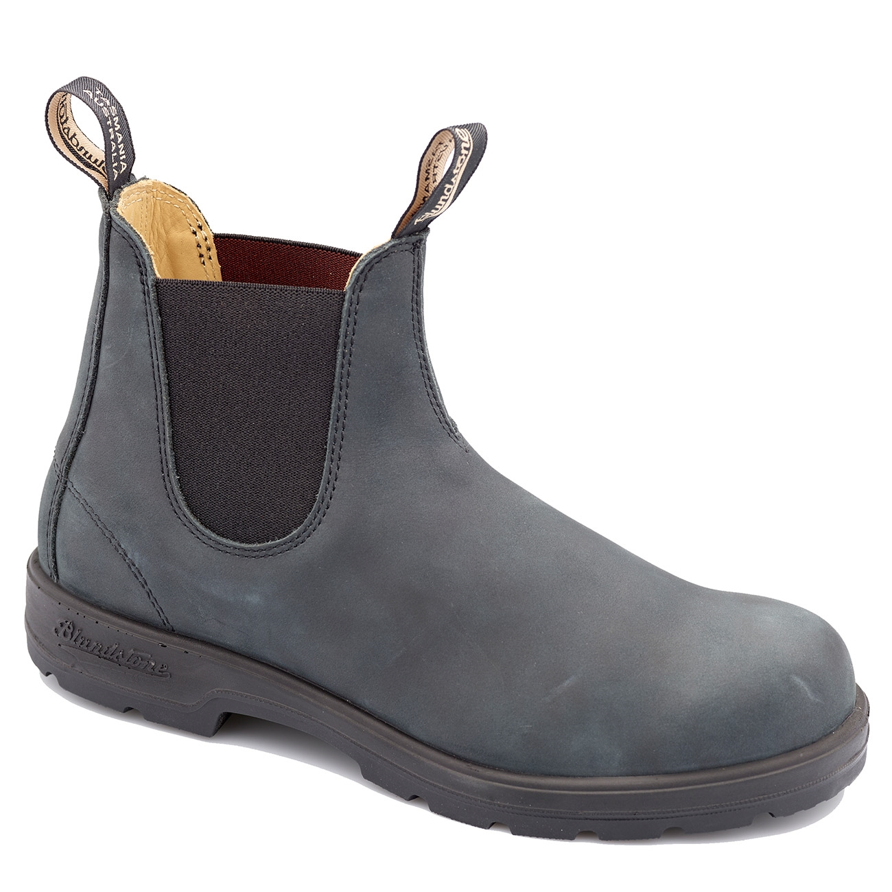 Blundstone Classic Comfort Boot Rustic Black