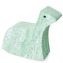 bObles Horse Marble Light Green