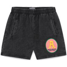 Bobo Choses Shall You Dance Fleece Bermuda Shorts