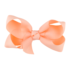 Bow's By Stær Bow 8 cm (peach)