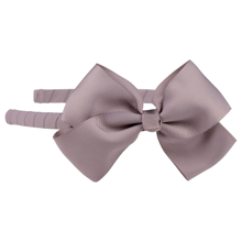 Bow's by Stær Hairband 11 cm (grey)