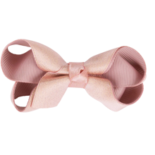 Bow's by Stær Satin Bow Antique Rose