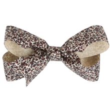 Bow's by Stær Sløjfe Leopard Black/Brown