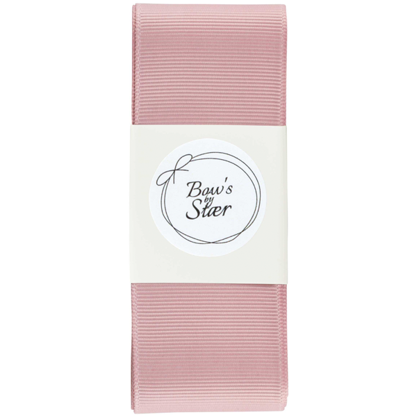 Bow\'s by Stær Christening Ribbon Antique Rose