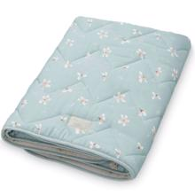 Cam Cam Baby Blanket Windflower Blue