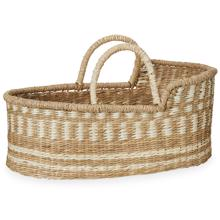 Cam Cam Moses Basket Natural