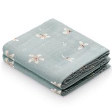 Cam Cam Muslin Clothes 2-pack Windflower Blue