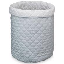 Cam Cam Quilted Storage Basket Grey