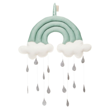 Cam Cam Mobile Rainbow Sea Green