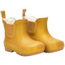 CeLaVi Wellies w. Linning Pale Gold