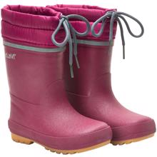 CeLaVi  Thermal Wellies w. Linning Maroon