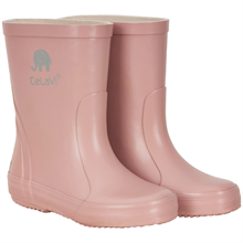 CeLaVi Wellies New Basic Boot Misty Rose